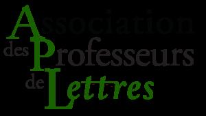 Logo Association des professeurs de Lettres