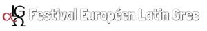 Logo Festival Européen Latin Grec